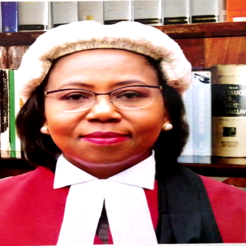 Hon. Lady Justice Agnes Murgor, JA